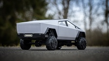 3D printed RC car CYBERCAR