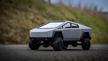 3D printed scale RC car CYBERCAR
